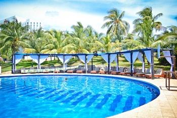 ภาพ Hotel Dos Playas Faranda Cancun ใน เอเว็นนิดา คูคุลคาน