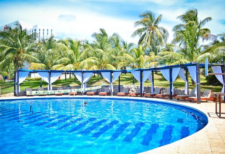 Hotel Dos Playas Faranda Cancun, Cancun, Outdoor Pool