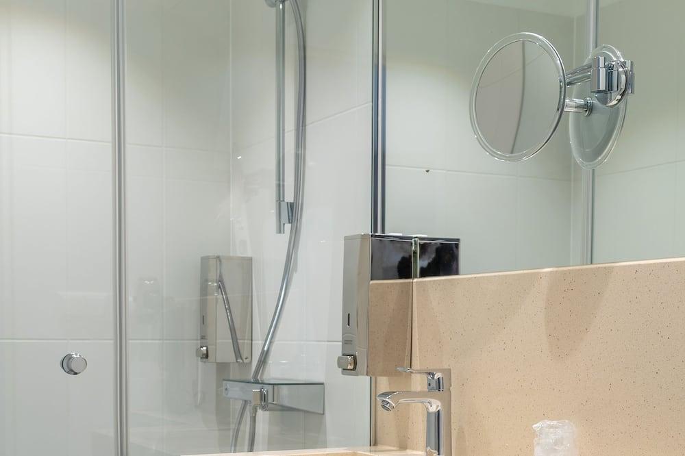 Двухместный номер с 1 двуспальной кроватью (Plus) - Ванная комната