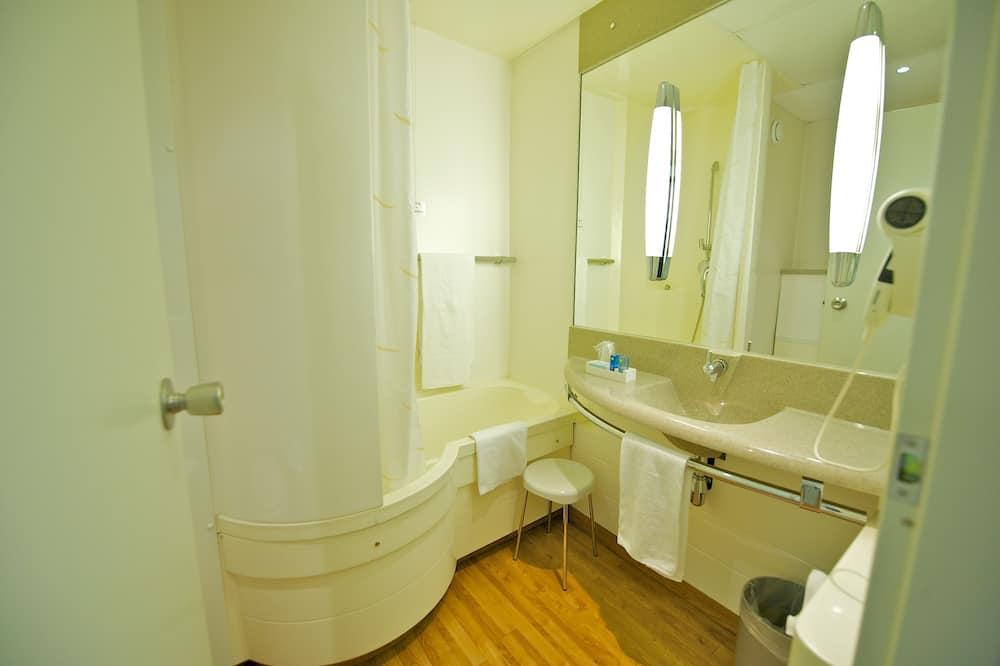 Phòng 2 giường đơn Superior, 2 giường đơn - Phòng tắm