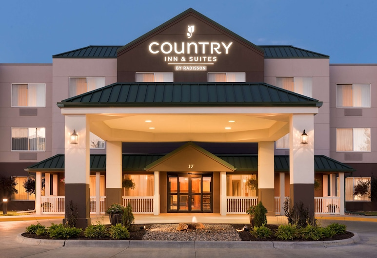 Country Inn & Suites by Radisson, Council Bluffs, IA, Council Bluffs