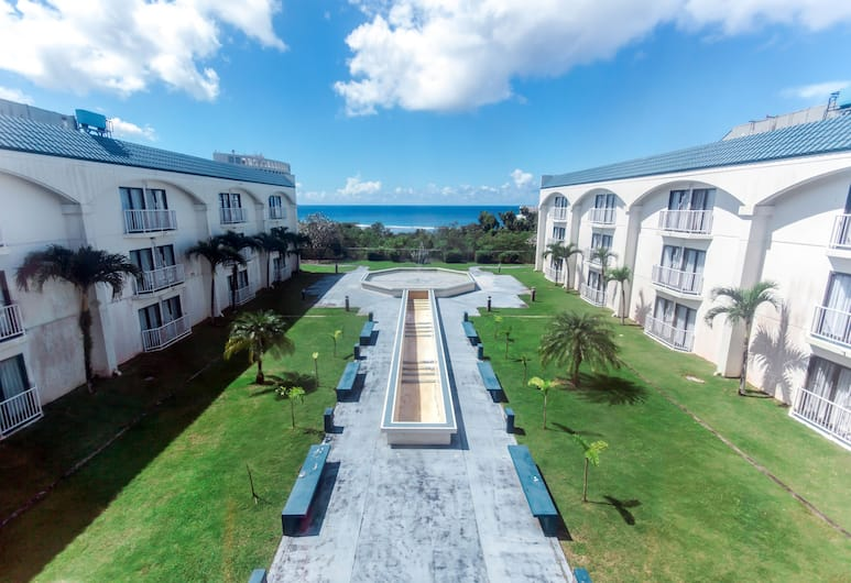 Bayview Hotel Guam, Tamuning, Standard Δωμάτιο, Θέα στον Κόλπο (Check in is at Oceanview Building), Θέα στον κήπο