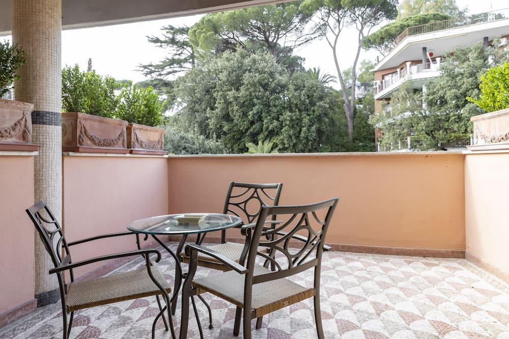 Prestige Double Room, Terrace - Balcony