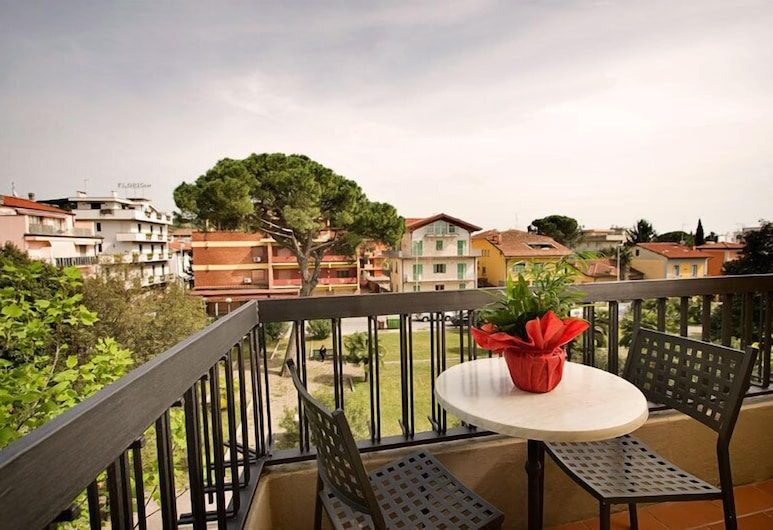 Hotel Montebello, Montecatini Terme, Tuba, Rõdu