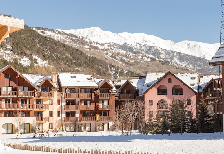 Pierre & Vacances Residence L'Alpaga - Serre-Chevalier, La Salle-les-Alpes, Front of property