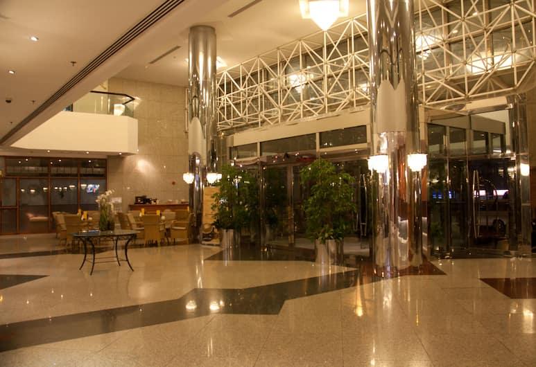 Avari Dubai Hotel, Dubajus, Įėjimas į viešbutį