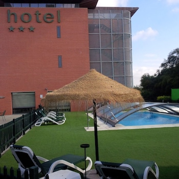 Book this Pool Hotel in Malaga