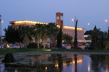 A(z) Hotel Posadas de España Málaga hotel fényképe itt: Málaga