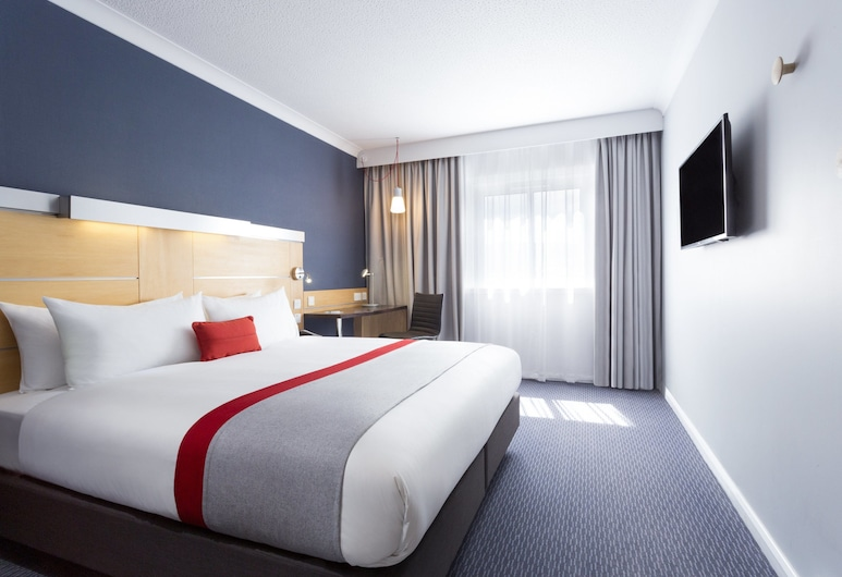 Holiday Inn Express Southampton M27 Jct7, Southampton, Room, 1 Double Bed, Non Smoking, Guest Room