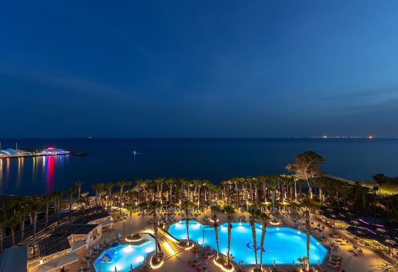 GrandResort, Limassol, Vista desde el hotel
