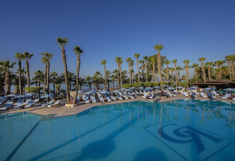 GrandResort, Limassol, Outdoor Pool