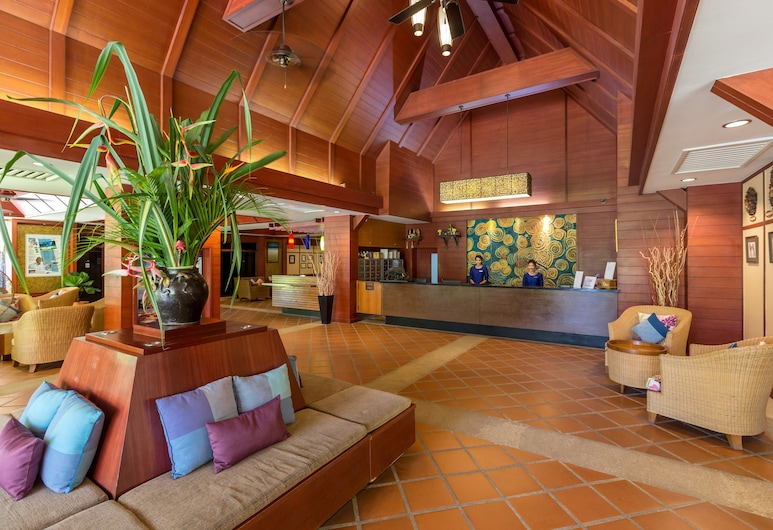 Krabi Resort, Krabi, Lobby