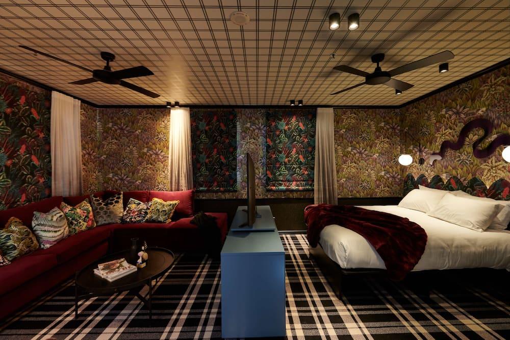 Executive Suite - Oturma Odası
