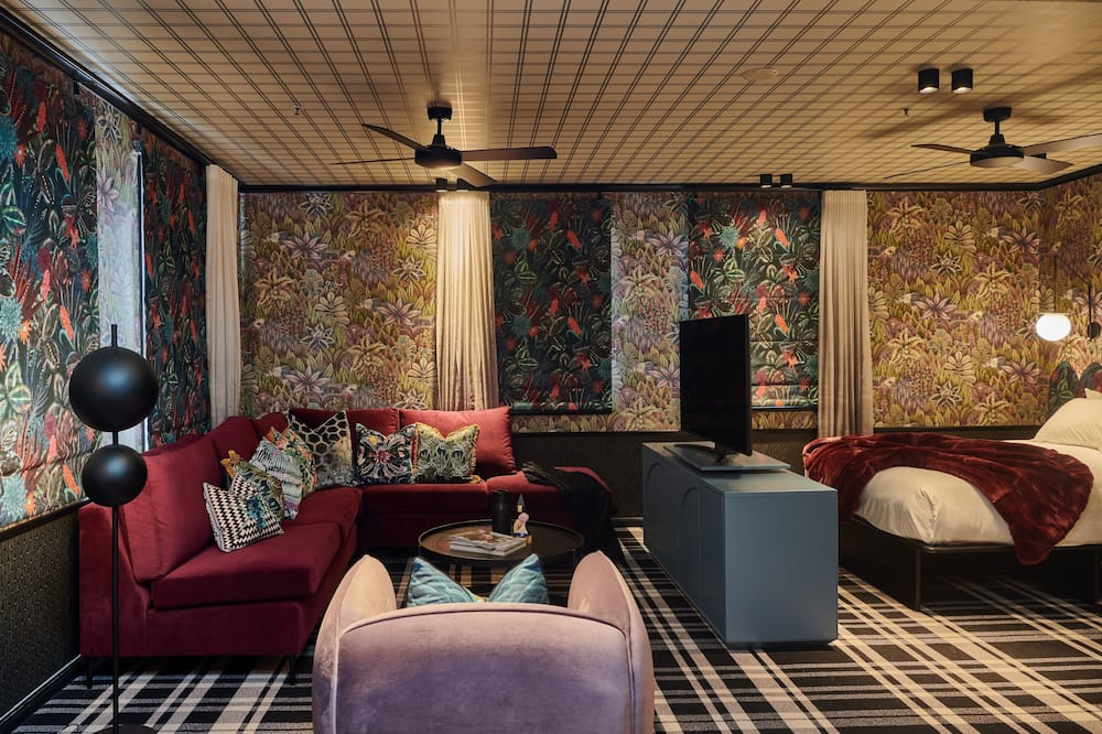 Executive Suite - Oturma Alanı