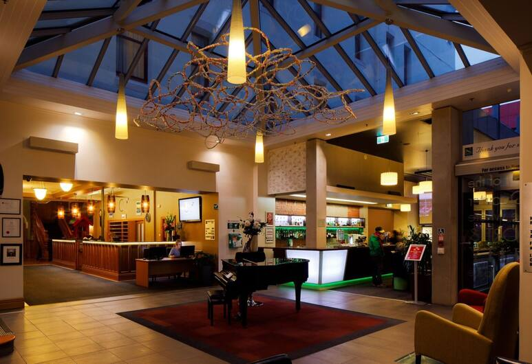 C Hotel, Wellington, Hall