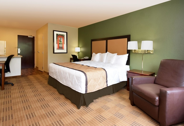 Extended Stay America Lynchburg - University Boulevard, Lynchburg, Studio, 1 Queen Bed, Non Smoking, Guest Room