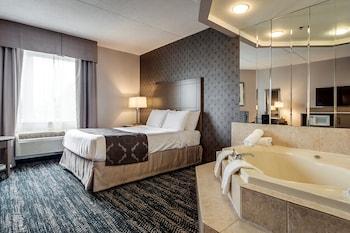 布蘭普頓布蘭普頓蒙地卡洛套房酒店的圖片