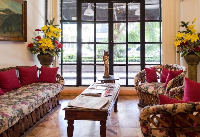 Residencia Polanco, Mexikó város