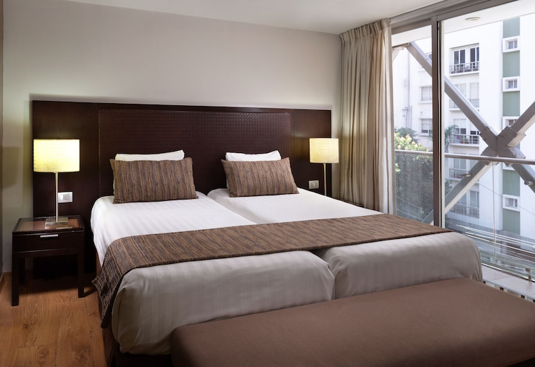 Exe Suites Reforma, Meksiko, Junior Suite Double, Oda