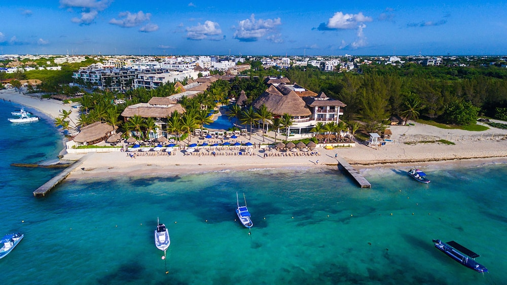 The Reef Coco Beach Resort - All Inclusive, Playa del Carmen
