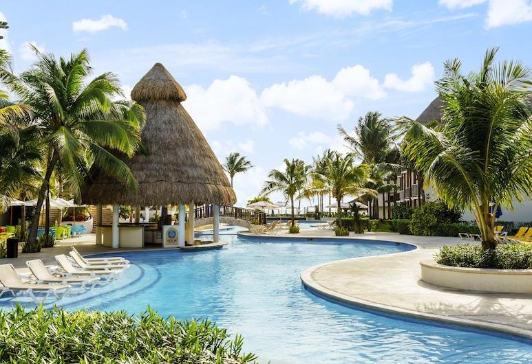 The Reef Coco Beach - Optional All Inclusive, Playa del Carmen, Pool