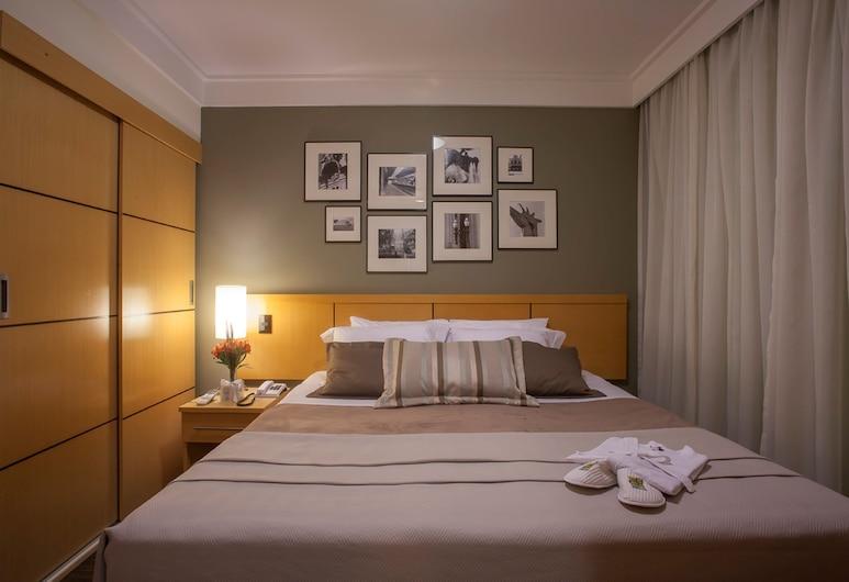 Green Place Flat Ibirapuera, San Paulas, Aukštesnės klasės numeris (Single), Svečių kambarys