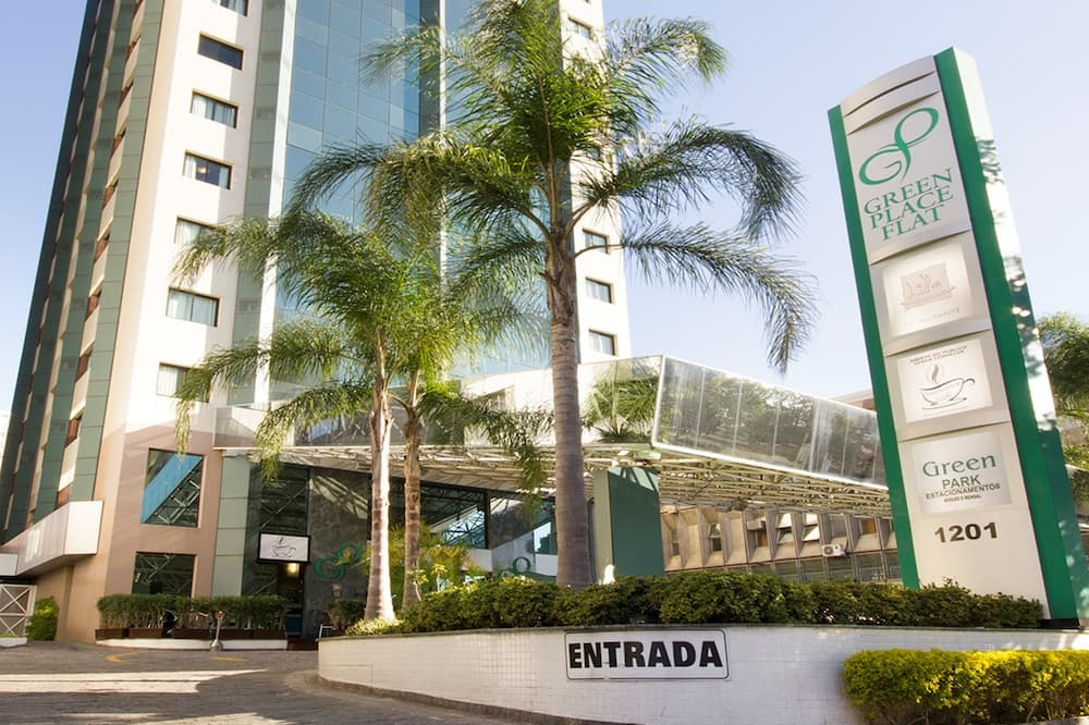 Green Place Flat Ibirapuera