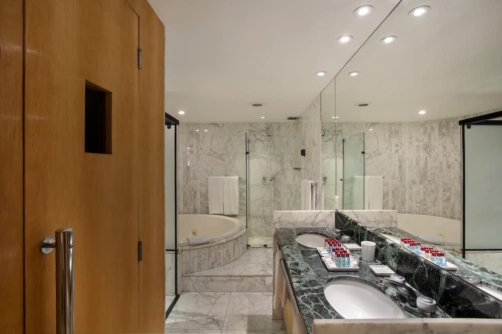 Suite Presidencial - Casa de banho