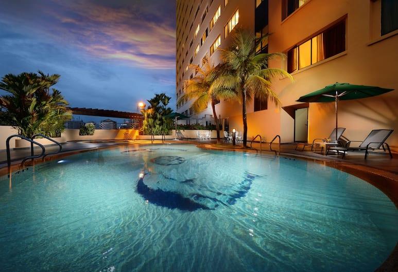 Sunway Hotel Georgetown Penang, Džordž Taunas, Lauko baseinas
