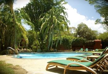 A(z) Amboseli Serena Safari Lodge hotel fényképe itt: Amboseli