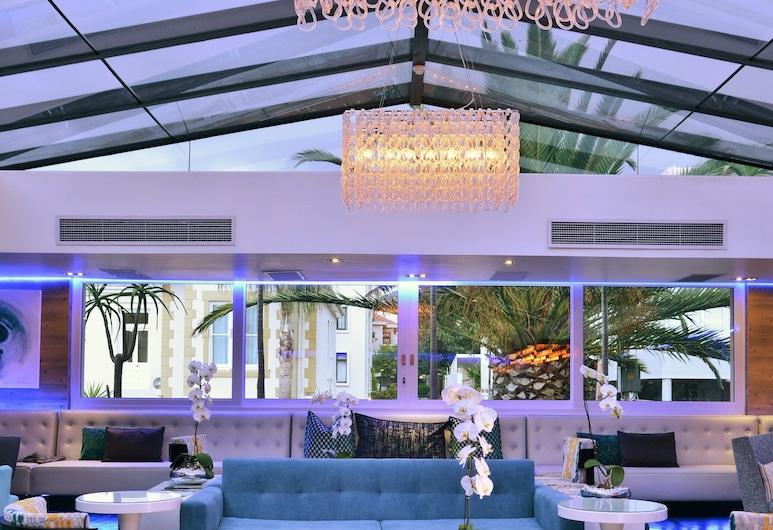 The Cape Milner, Ciudad de El Cabo, Salón lounge del hotel