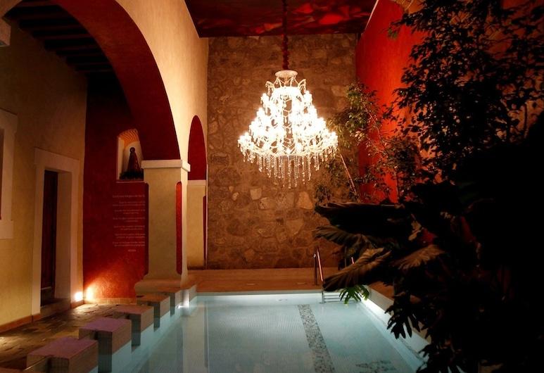 El Sueño Hotel & Spa, Puebla, Binnenzwembad