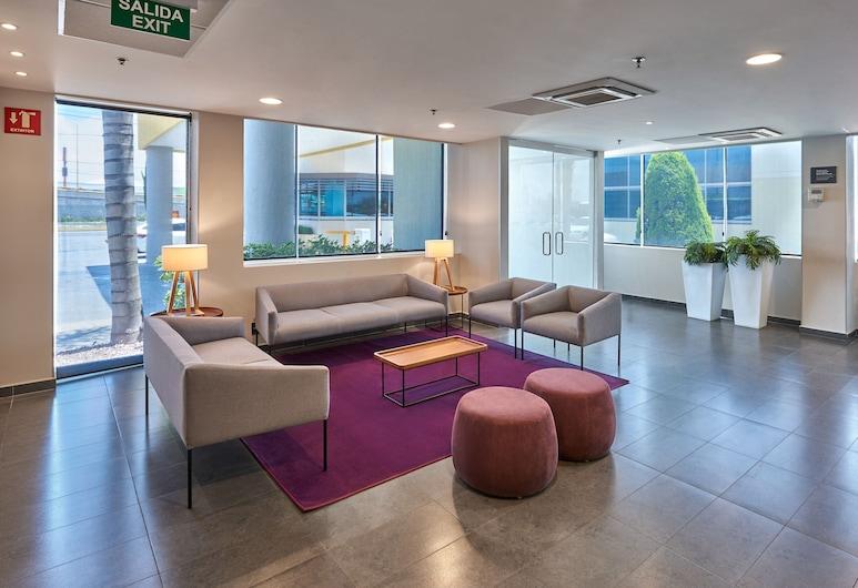 City Express San Luis Potosí Zona Industrial, San Luis Potosi, Lobby Sitting Area