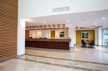 Billede af Hotel Plaza Calzada i Monterrey