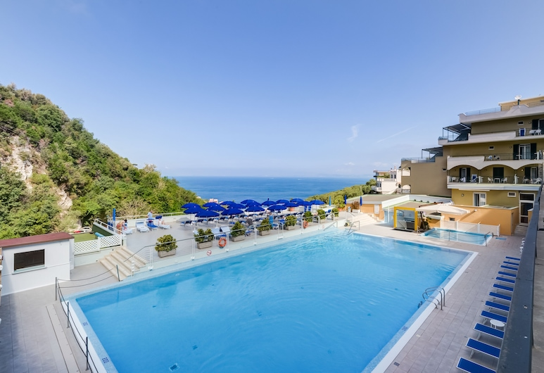 Best Western Hotel La Solara, Sorrento, Outdoor Pool