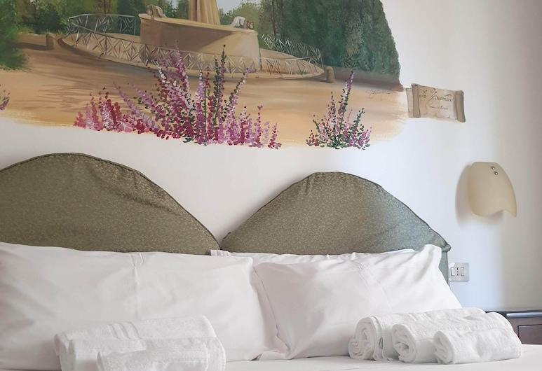 Hotel Elite, Palermo, Dvojlôžková izba, súkromná kúpeľňa, Hosťovská izba