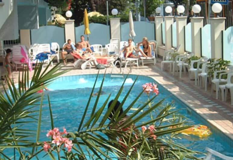 Hotel Artide, Rimini, Kolam Terbuka
