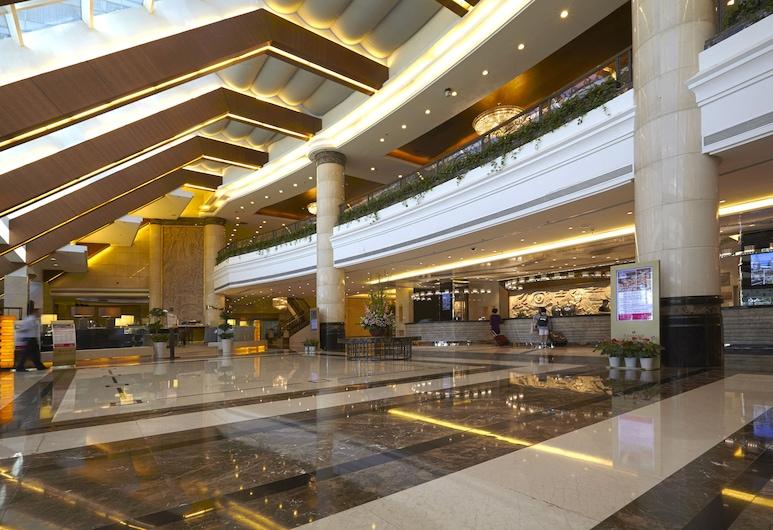 Ramada Plaza Shanghai Pudong Airport, Shanghai, Reception