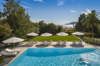 Foto van Hotel Chateau De La Tour in Cannes