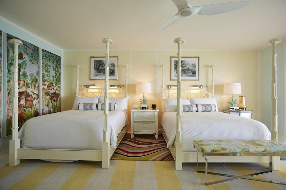 Junior Suite, 2 Queen Beds, Oceanfront - Guest Room