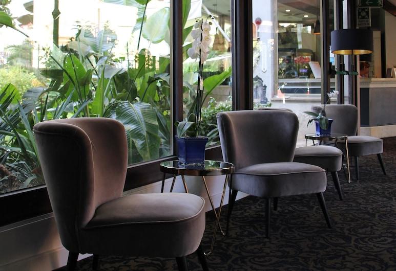Fenix Hotel, רומא, לובי