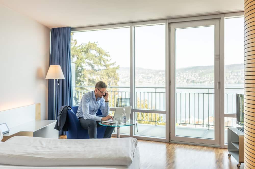 Kamar Double Superior, pemandangan danau - Area Keluarga