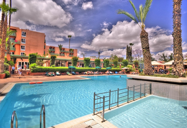Hotel Farah Marrakech, Marrakech, Pool