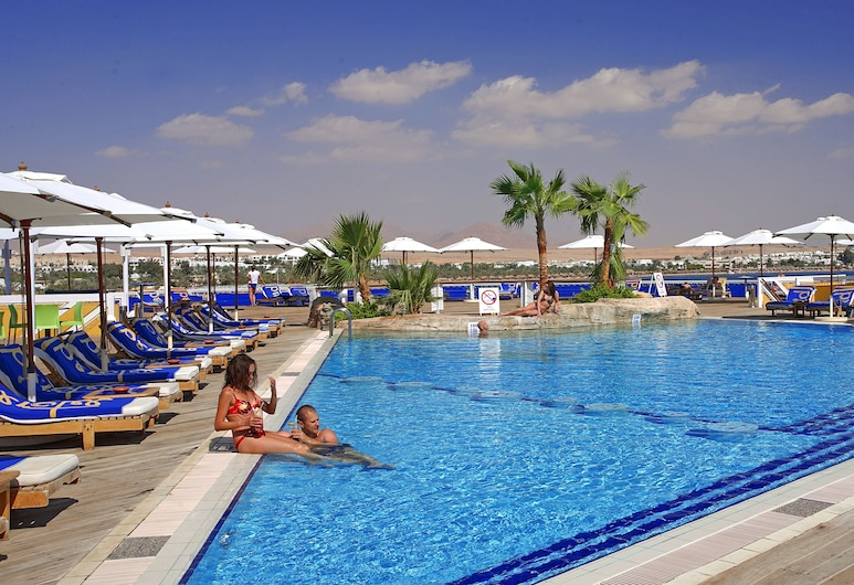Lido Sharm Hotel Naama Bay, Sharm el Sheikh, Outdoor Pool