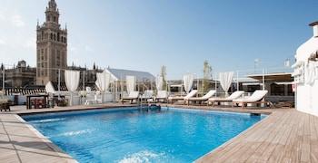塞維爾塞維利亞范特克魯茲飯店賽歇斯的相片