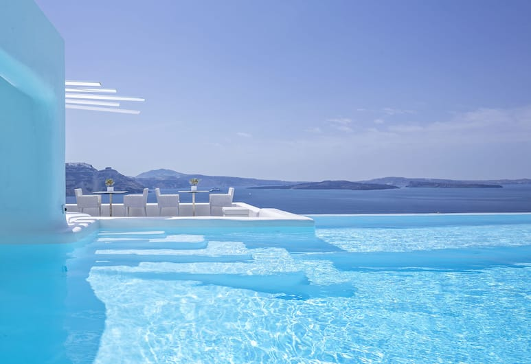 Canaves Oia Boutique Hotel, Santorini, Outdoor Pool