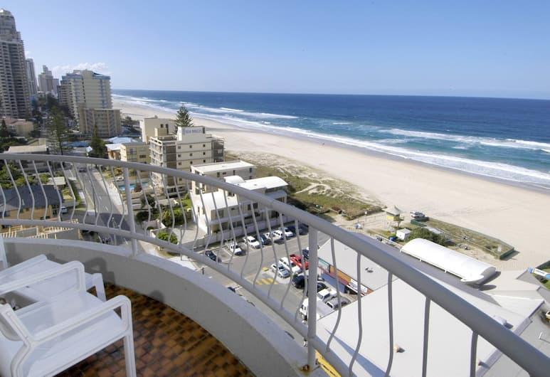 Breakfree Acapulco, Surfers Paradise, Lejlighed - flere senge - havudsigt, Udsigt fra værelse
