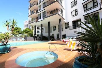 Mynd af Neptune Resort í Gold Coast