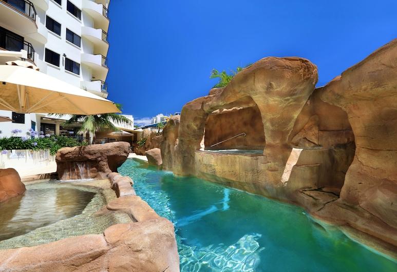 Caribbean Resort, Mooloolaba, Pool