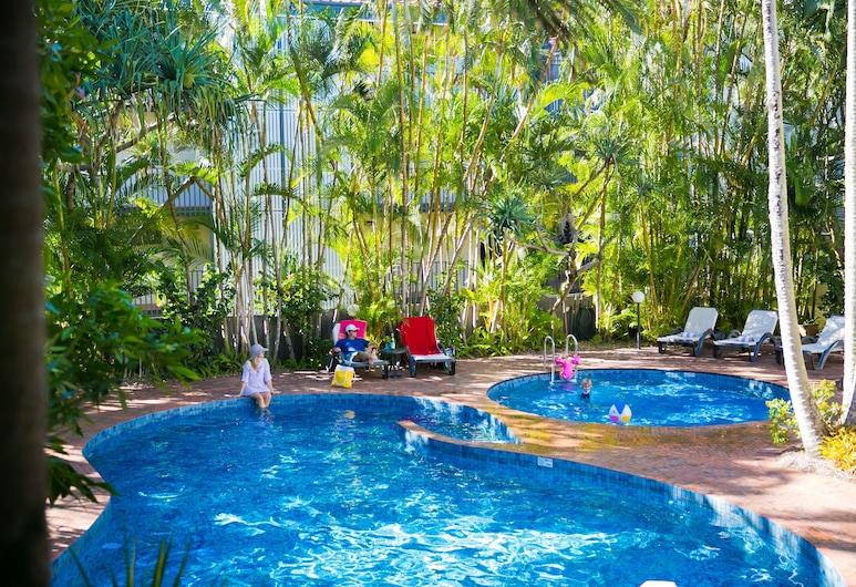 Ocean Breeze Resort, Noosa Heads, Uima-allas